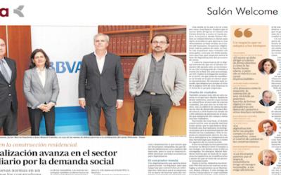 Salón Welcome Home: La digitalización avanza