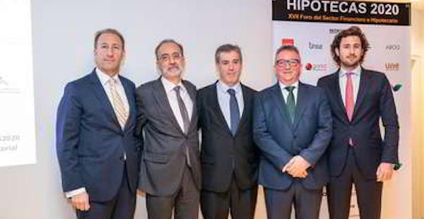Krata en la jornada Hipotecas 2020 de Cesine Editorial